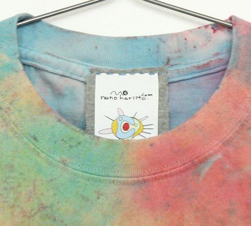 むら染めTシャツ(Lady's S)018