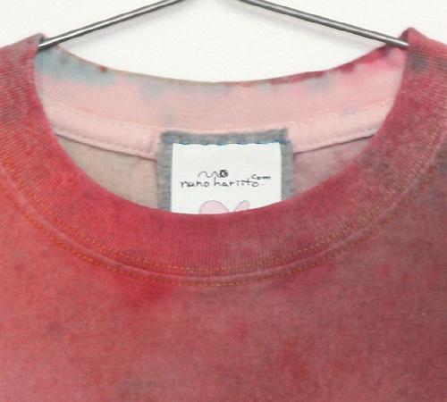 むら染めTシャツ(Lady's XS)019