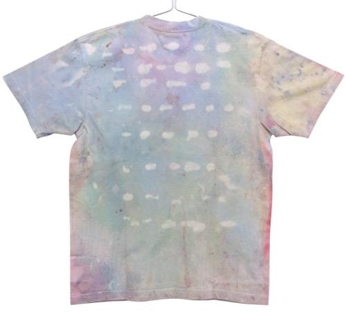 むら染めTシャツ
