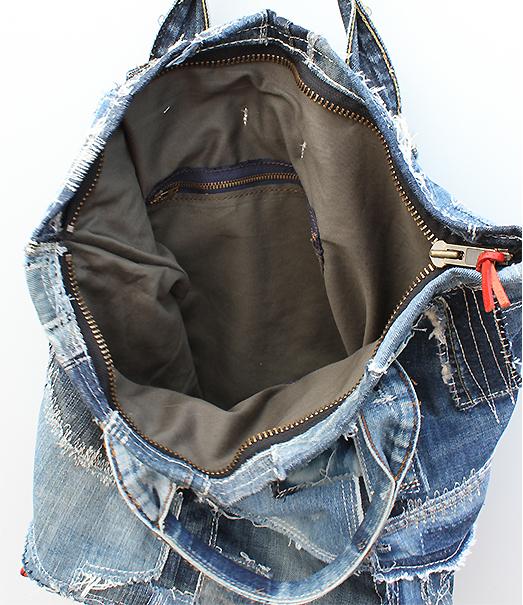 デニム製bag