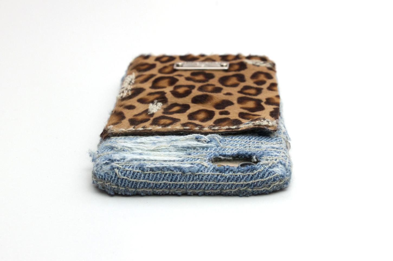 豹柄(レオパード)iPhoneケース