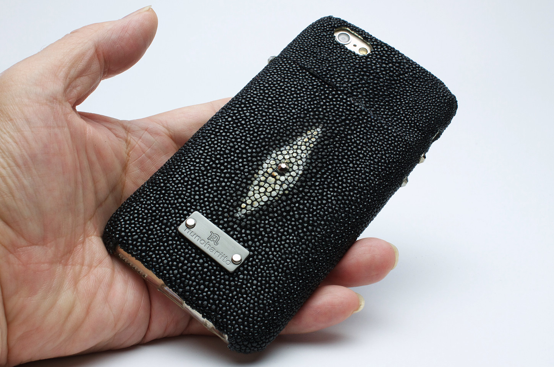 スティングレーiPhoneケース