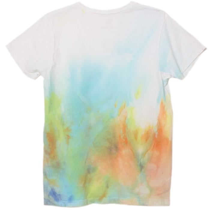 むら染めタイダイTシャツ