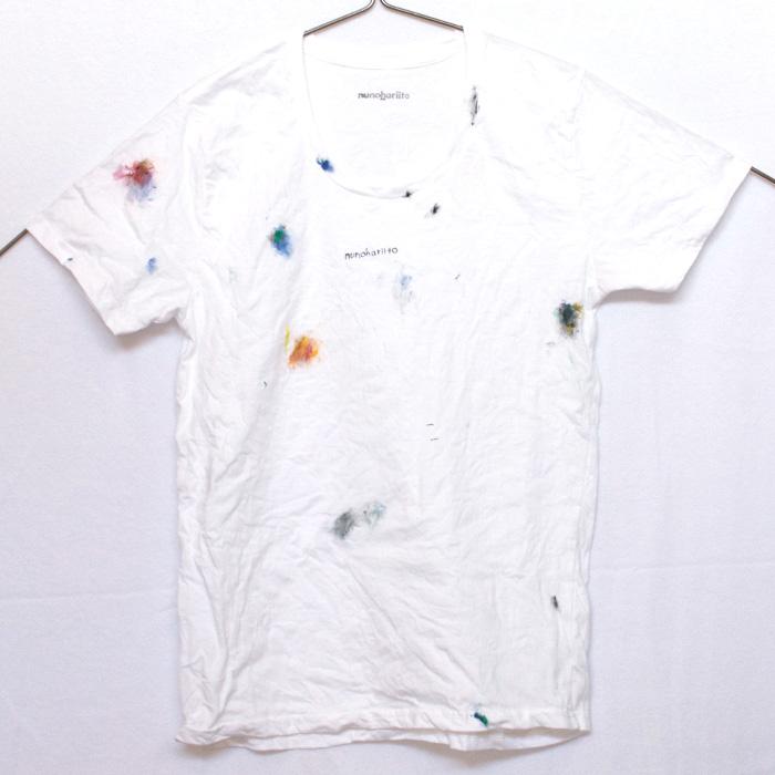 ペイントUTシャツ